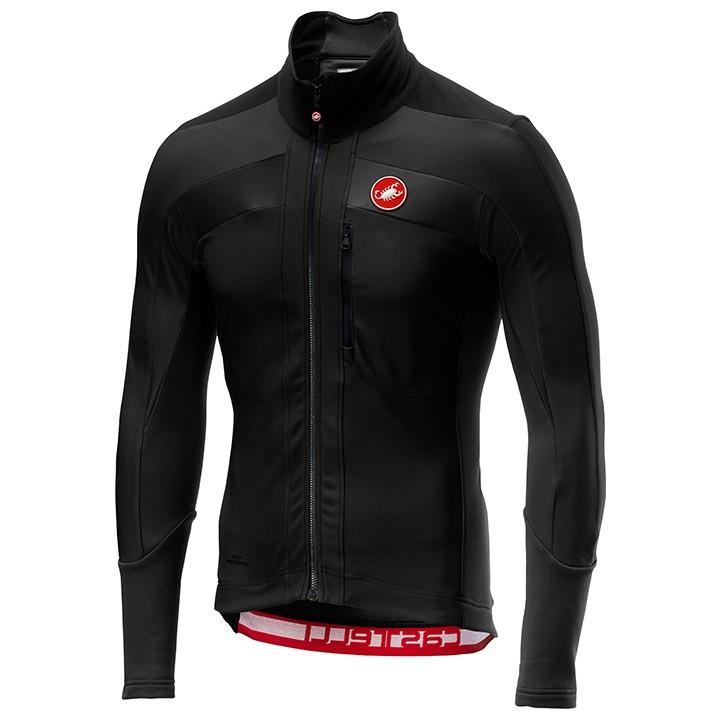CASTELLI Trasparente 4 Light Jacket, voor heren, Maat S, Fiets jas, Fietskledij
