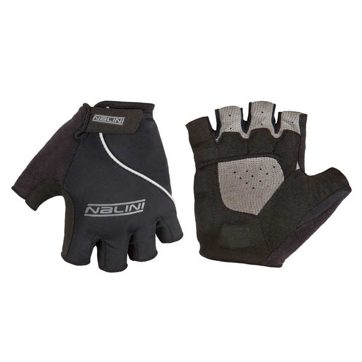 NALINI PRO Nalini zwart handschoenen, voor heren, Maat S, Fietshandschoenen, Fie
