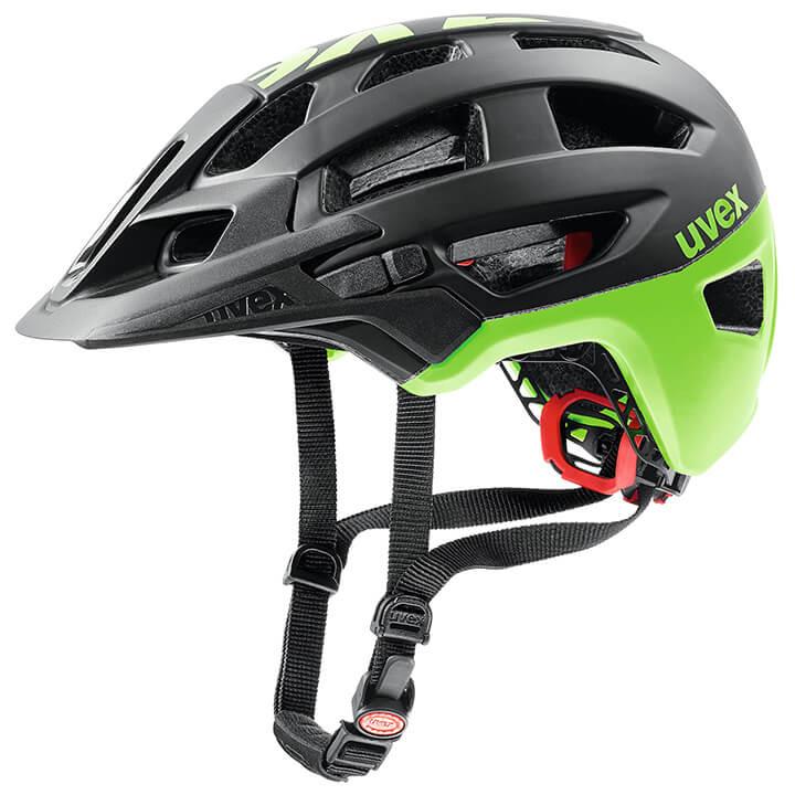 UVEX MTB-helm Finale 2018 MTB-Helm, Unisex (dames / heren), Maat M, Fietshelm,