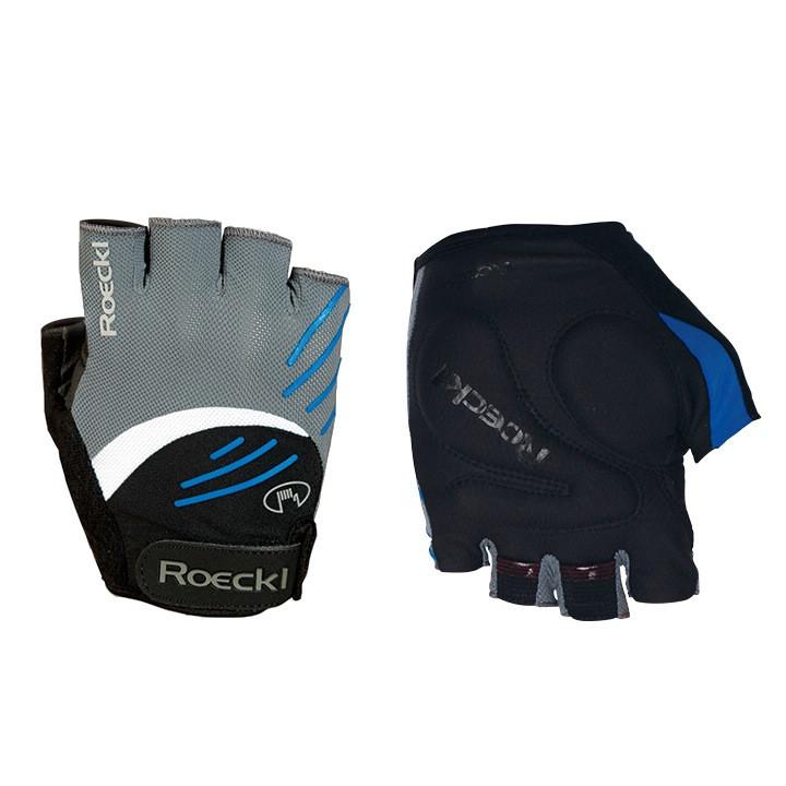 ROECKL Badiola, grijs handschoenen, voor heren, Maat 7, Fietshandschoenen,