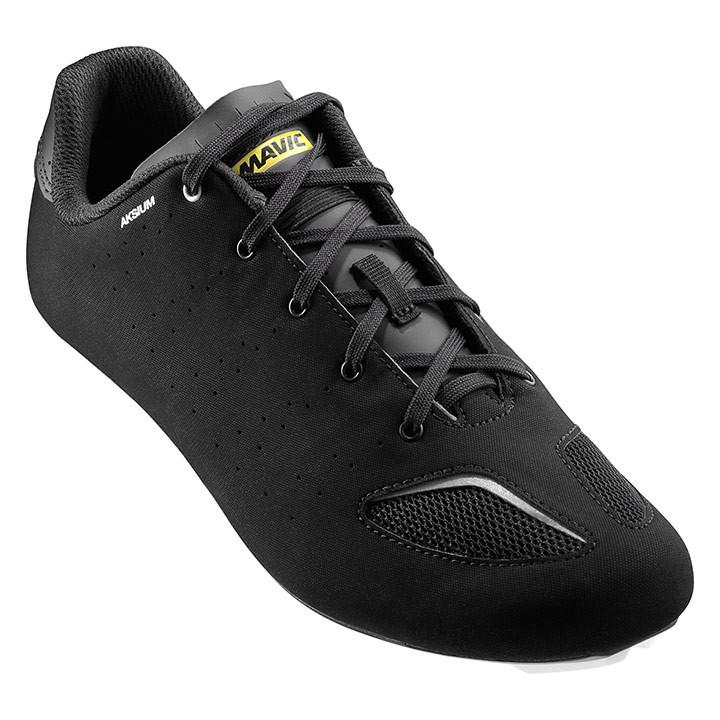 MAVIC Aksium Elite zwart-wit raceschoenen, voor heren, Maat 7,5, Racefiets schoe