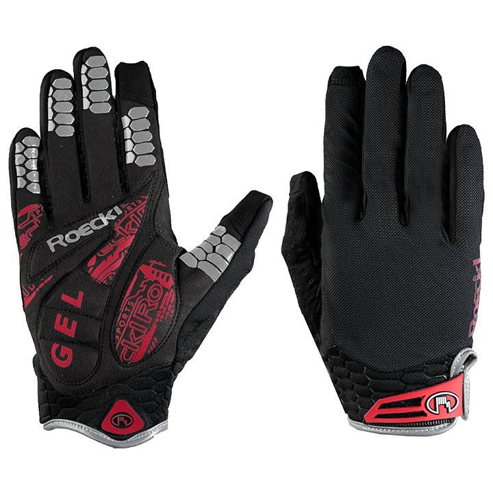 ROECKL Melrose handschoenen met lange vingers, voor heren, Maat 10,5,
