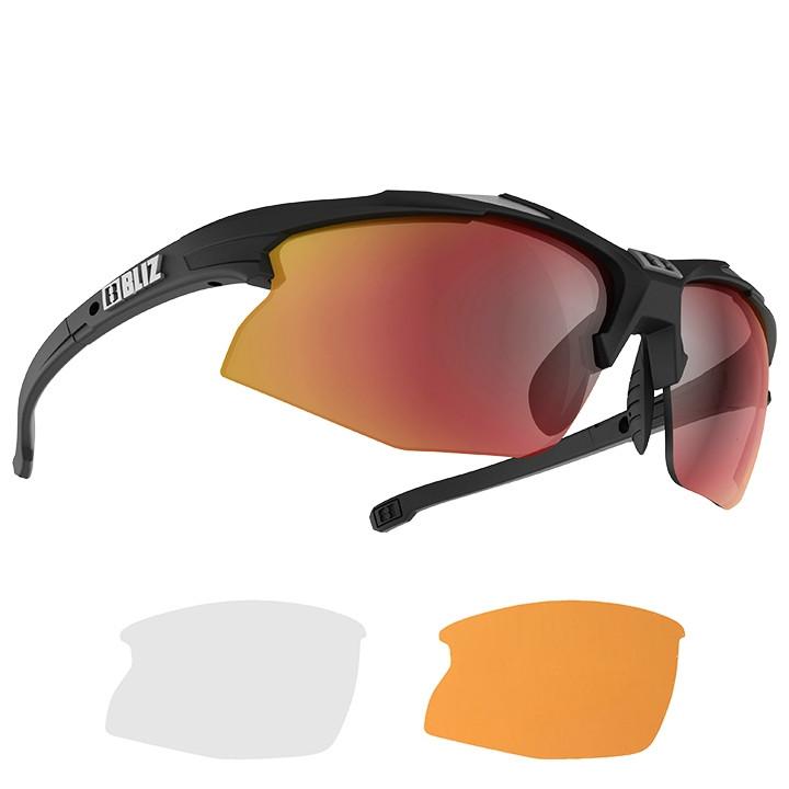 BLIZ Brillenset Hybrid 2020 bril, Unisex (dames / heren), Sportbril, Fietsaccess