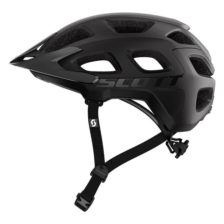 SCOTT MTB-helm Vivo zwart 2018 MTB-Helm, Unisex (dames / heren), Maat L,