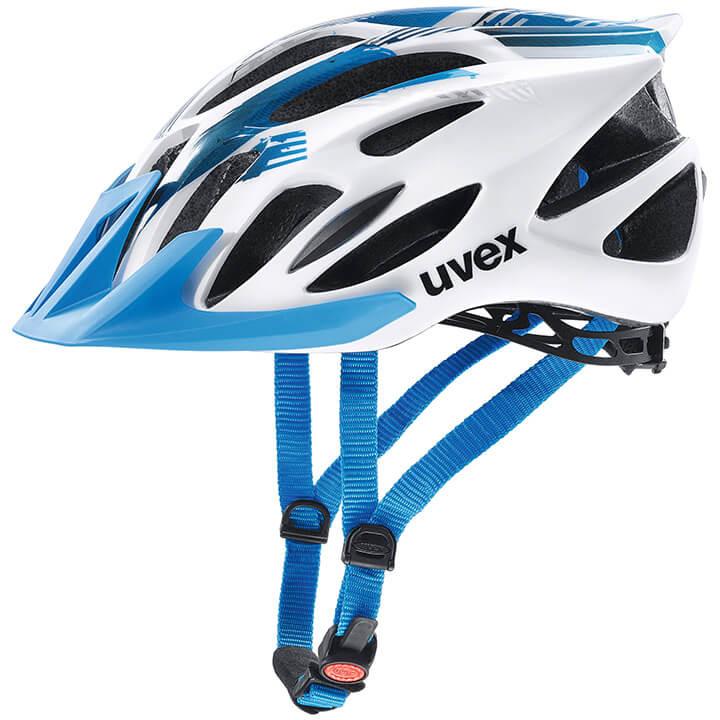 UVEX Fietshelm Flash fietshelm, Unisex (dames / heren), Maat L, Fietshelm, Fiets