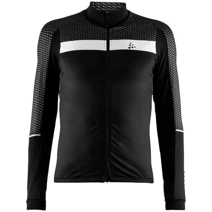 CRAFT Shirt met lange mouwen Route fietsshirt met lange mouwen, voor heren, Maat