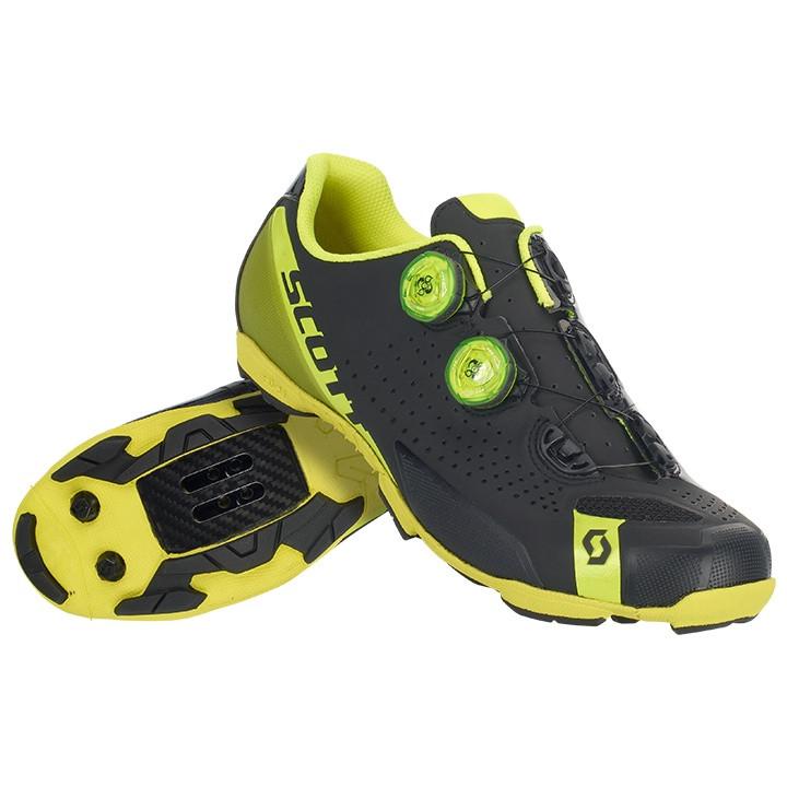 SCOTT RC 2018 MTB-schoenen, voor heren, Maat 47, Mountainbike schoenen,