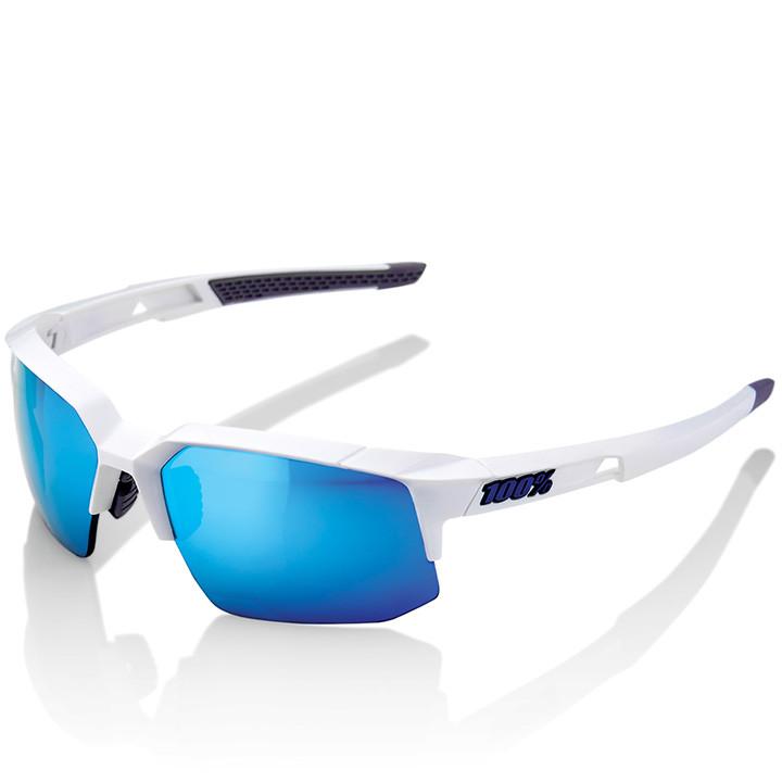 100% Brillenset Speedcoupe Brille, Unisex (Damen / Herren), Fahrradbrille, Fahrr
