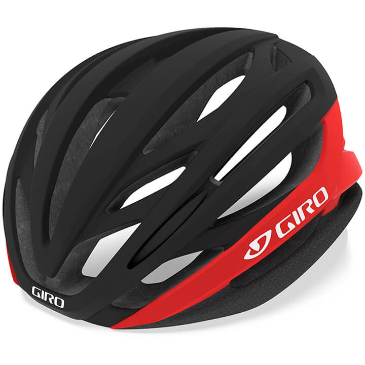 GIRO RaceSyntax 2020 fietshelm, Unisex (dames / heren), Maat M, Fietshelm, Fiets
