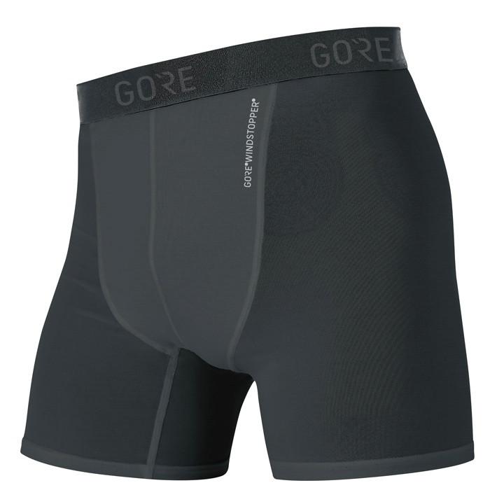 GORE Boxer zonder zeem Windstopper, voor heren, Maat M, Fietskleding