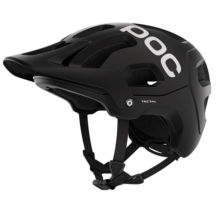 POC MTB-helm Tectal 2020 zwart MTB-Helm, Unisex (dames / heren), Maat XL