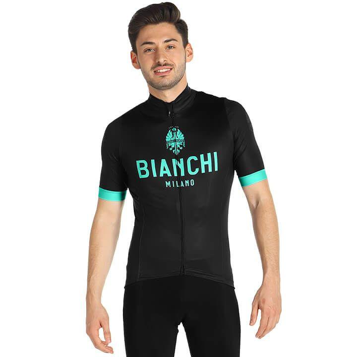 BIANCHI MILANO Shirt met korte mouwen Levane fietsshirt met korte mouwen, voor h