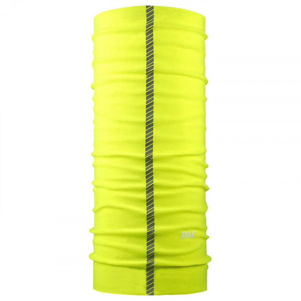 Reflector Multifunktionstuch Neon Yellow