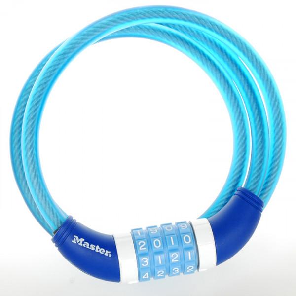 Antivol câble 8231 bleu