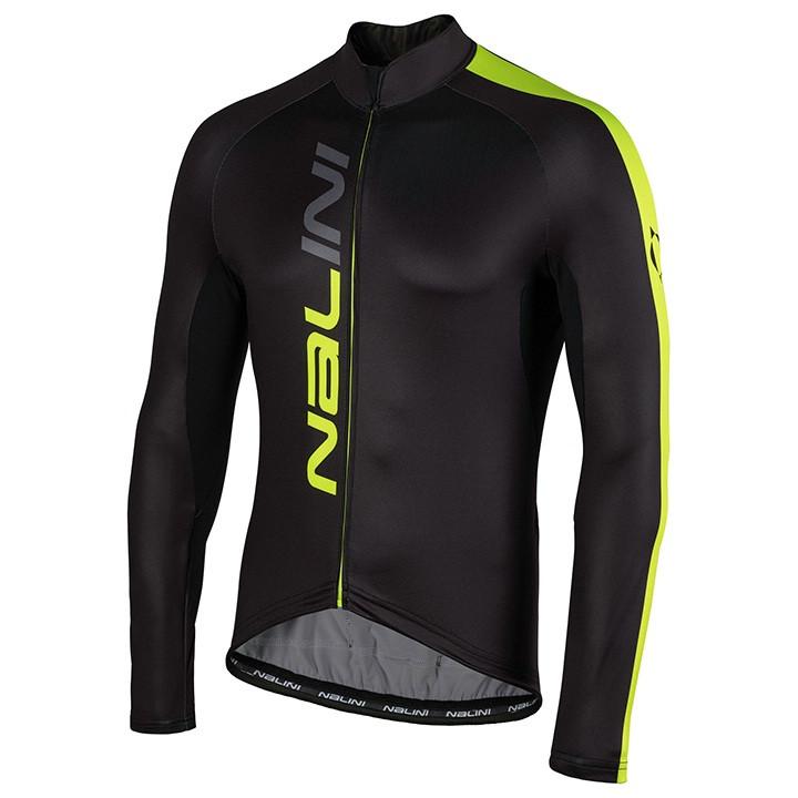 NALINI Shirt met lange mouwen LW fietsshirt met lange mouwen, voor heren, Maat M