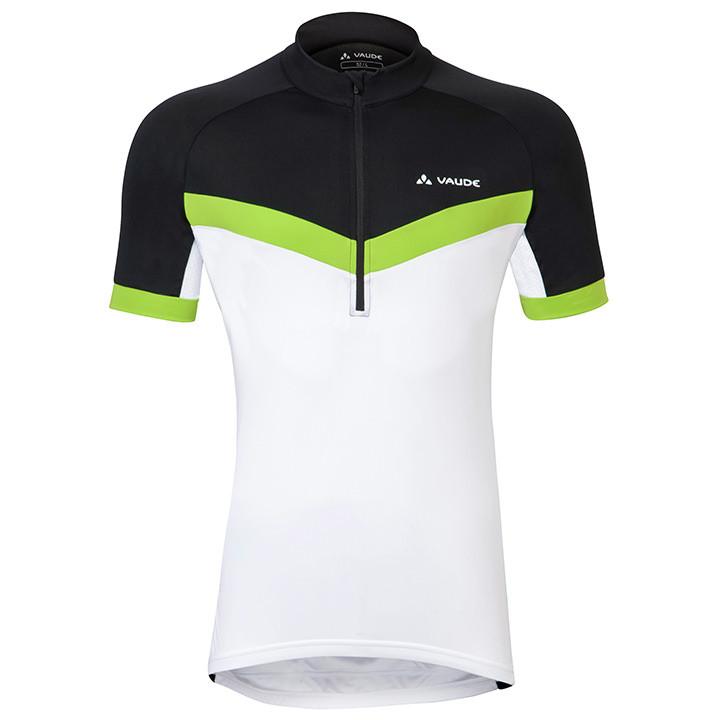 VAUDE fietsshirt Advanced II fietsshirt met korte mouwen, voor heren, Maat XL,