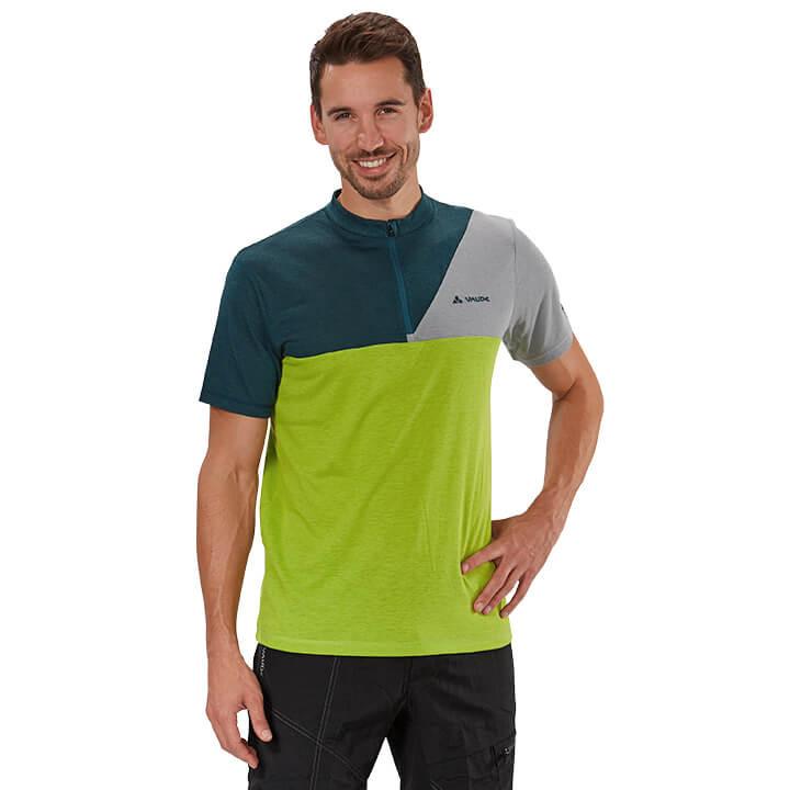VAUDE Tremalzo IV bikeshirt, voor heren, Maat 2XL, Wielershirt,