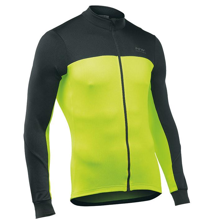 NORTHWAVE Shirt met lange mouwen Force 2 fietsshirt met lange mouwen, voor heren