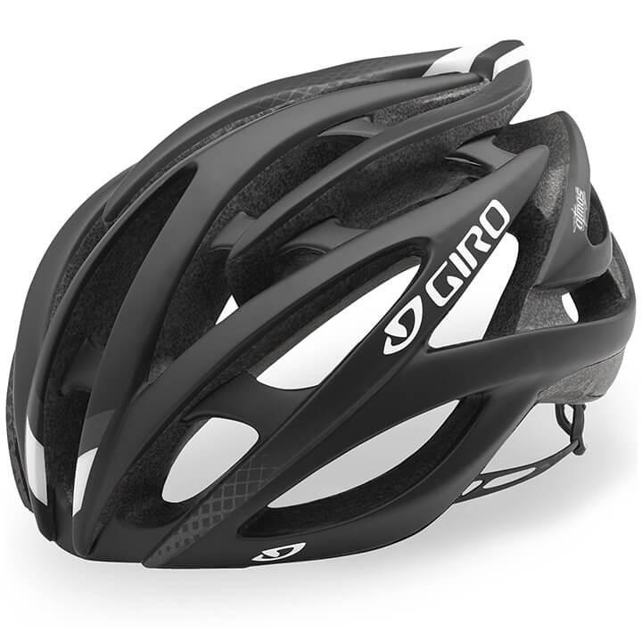 GIRO RaceAtmos II 2020 fietshelm, Unisex (dames / heren), Maat L, Fietshelm, Fie