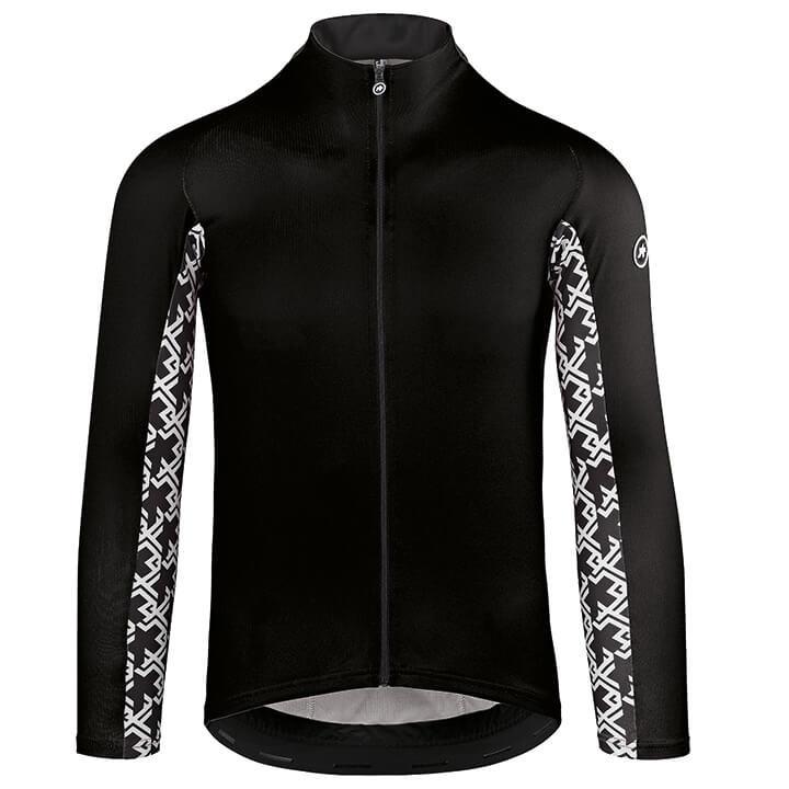 ASSOS Shirt met lange mouwen Mille GT fietsshirt met lange mouwen, voor heren, M