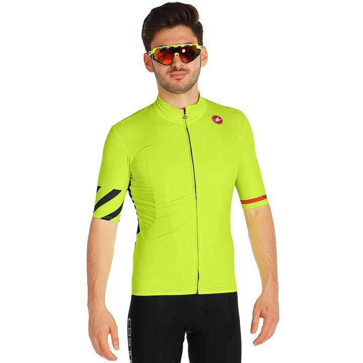 CASTELLI Shirt met korte mouwen Mid Weight fietsshirt met korte mouwen, voor her