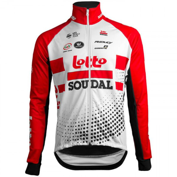 LOTTO SOUDAL Winterjacke 2019