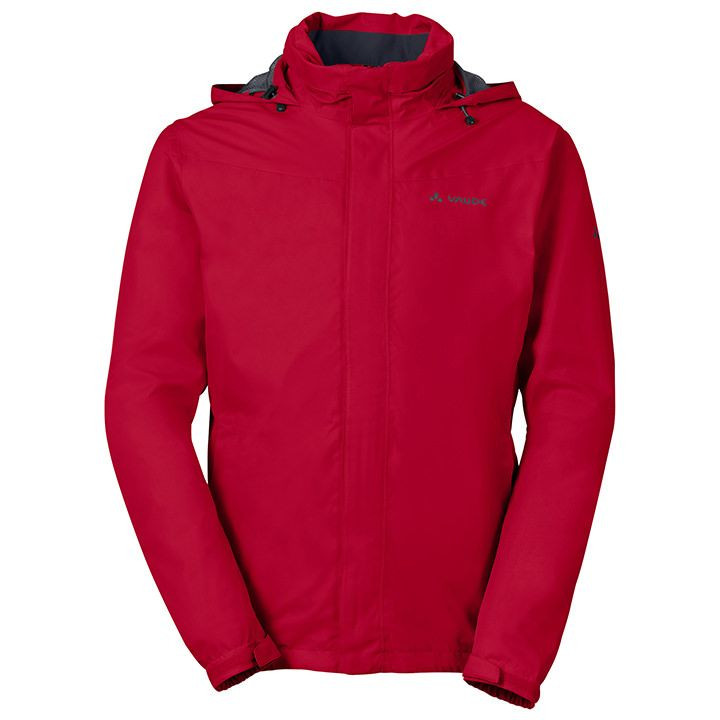 VAUDE Escape Light regenjack, voor heren, Maat 2XL, Regenjas, Regenkleding