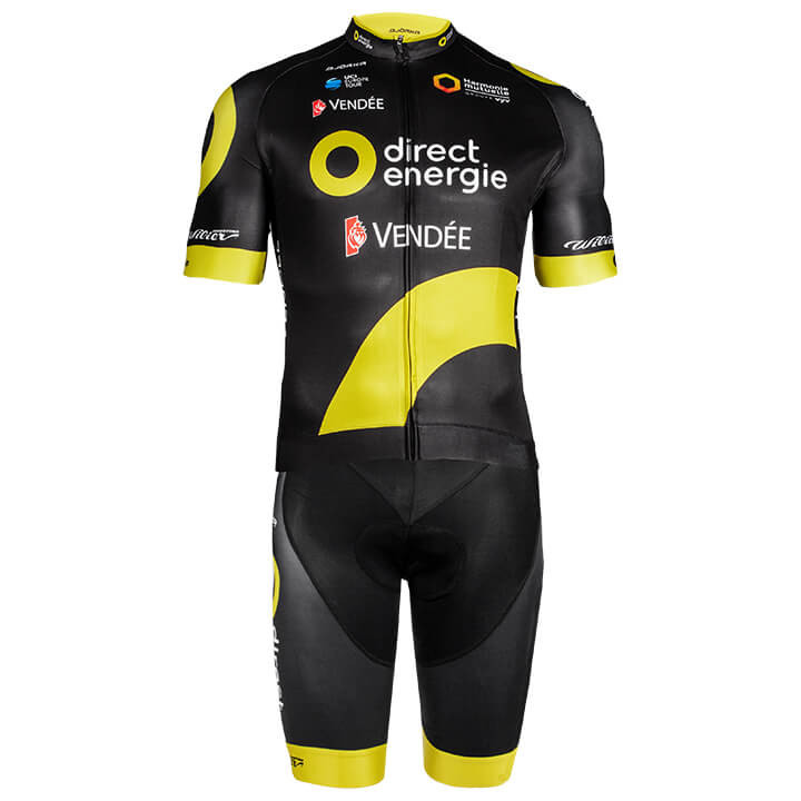 Set DIRECT ENERGIE Team 2018 (Radtrikot + Radho...
