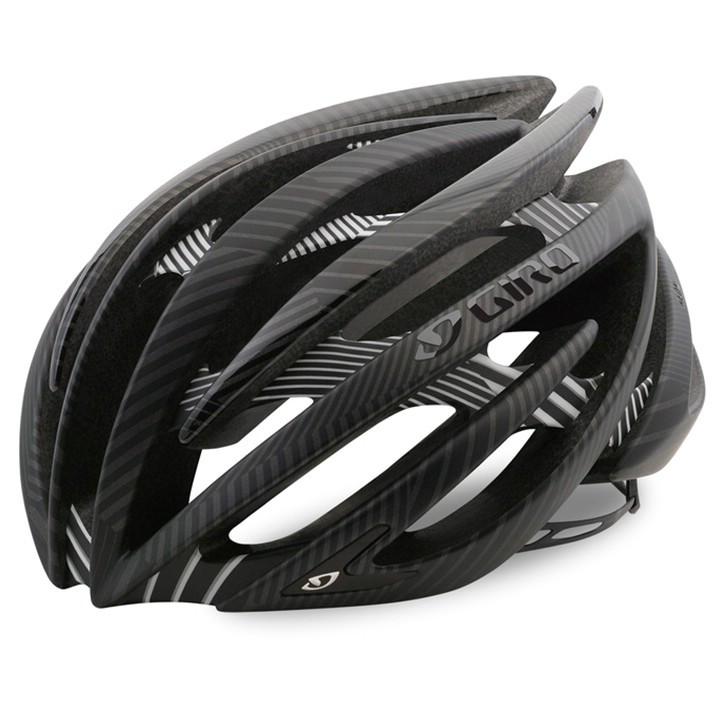 GIRO RaceAeon 2018 fietshelm, Unisex (dames / heren), Maat L, Fietshelm,