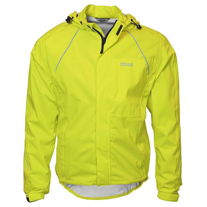 PRO-X Regenjas Jaden regenjack, voor heren, Maat XL, Regenjas, Regenkleding