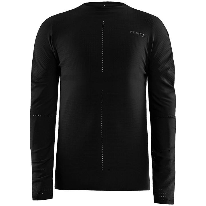 CRAFT fietsmet lange mouwen CTM onderhemd, voor heren, Maat L-XL, Onderhemd, Fie