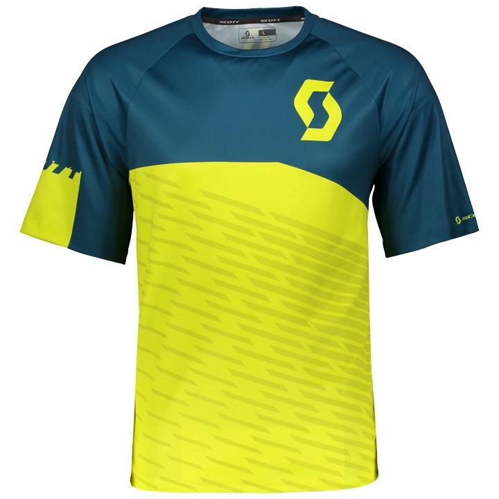 SCOTT Trail 30 bikeshirt, voor heren, Maat XL, Wielershirt, Fietskleding