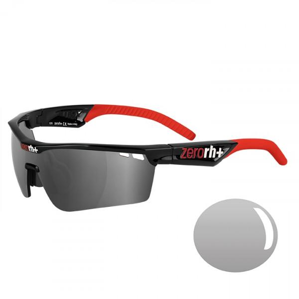 Lunettes de cyclisme Gotha noires-rouges