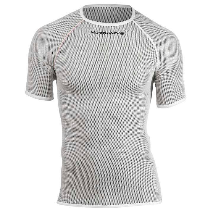 NORTHWAVE fietsondershirt Light wit onderhemd, voor heren, Maat L, Onderhemd,