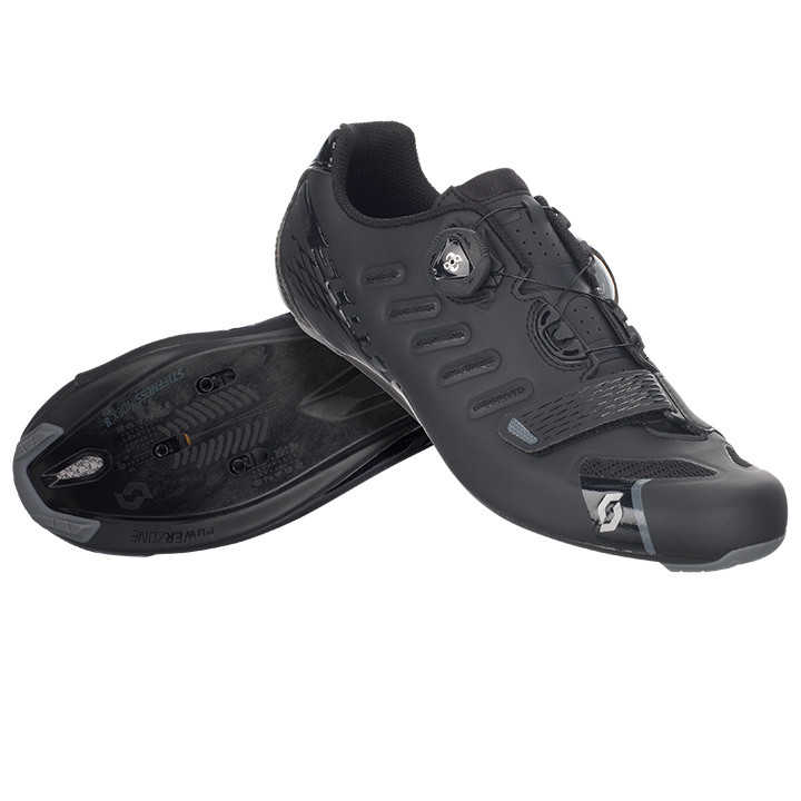SCOTT racefietsschoenen Road Team Boa zwart raceschoenen, voor heren, Maat 47, R