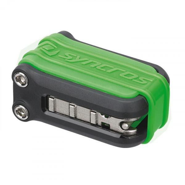 Mini-outil Multi-Tool Matchbox 16 noir