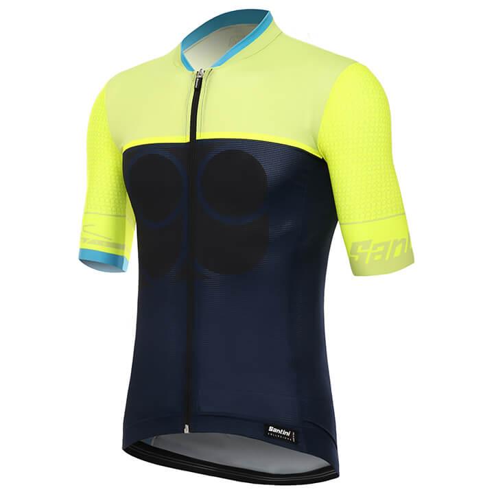 Santini Sleek 99 Short-Sleeve Jersey