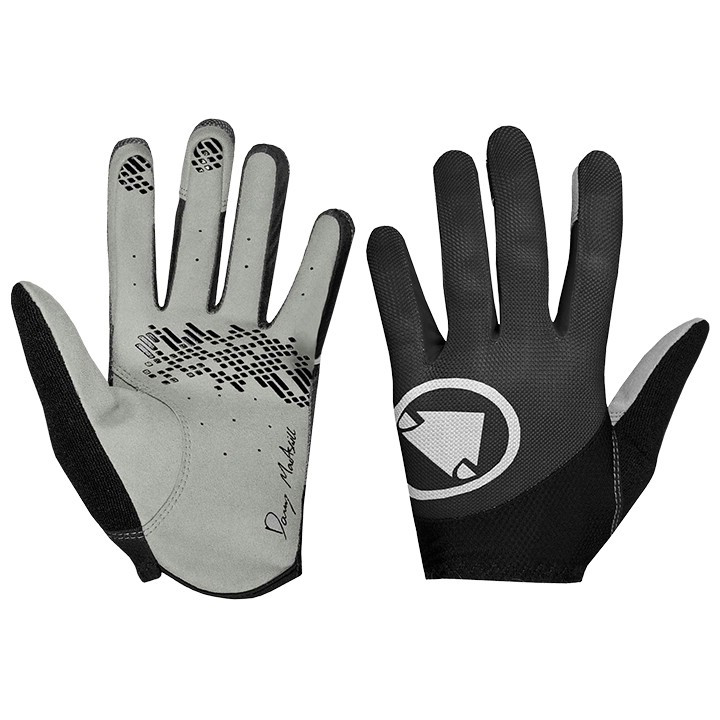 ENDURA DamesHummvee Lite Icon handschoenen met lange vingers, Maat M, Fietshands