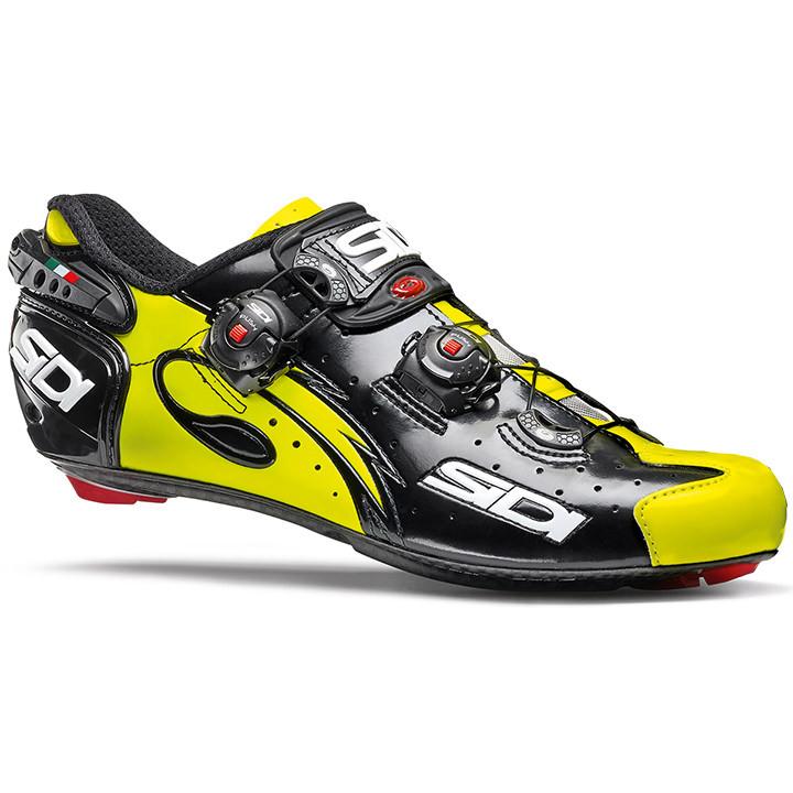 SIDI racefietsschoenen Wire Carbon 2017 raceschoenen, voor heren, Maat 47,