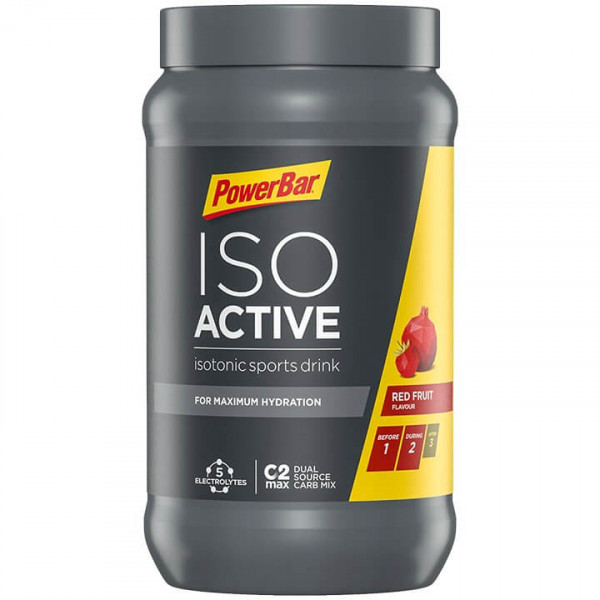Isoactive Sports Drink Red Fruit Punch