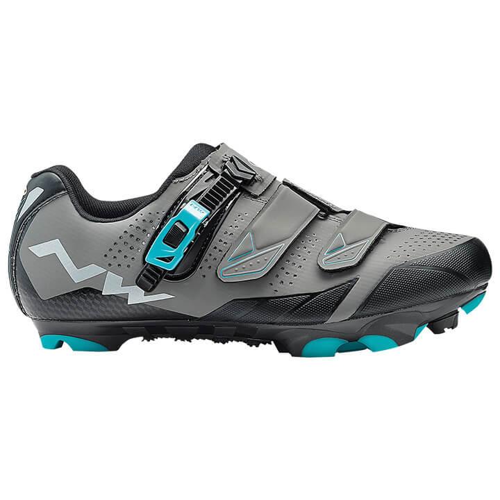 NORTHWAVE Dames MTB-schoenen Sparkle 2 SRS MTB-damesschoenen, Maat 38,