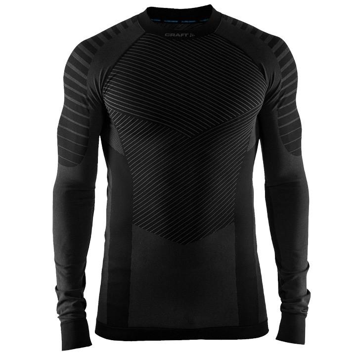 CRAFT Fietsmet lange mouwen Active Intensity onderhemd, voor heren, Maat L,