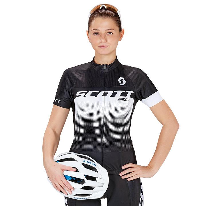 SCOTT damesshirt RC Pro Tec damesfietsshirt, Maat S, Fietsshirt,