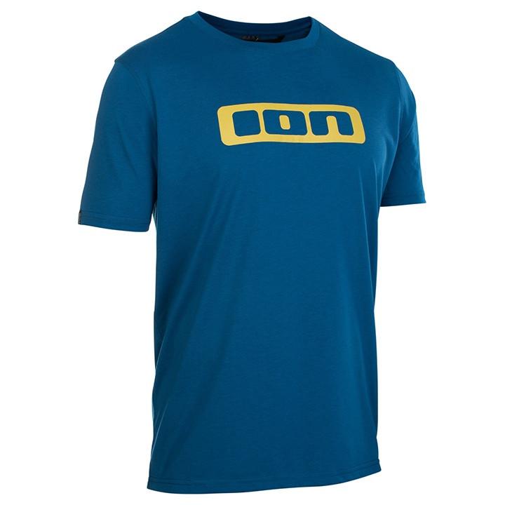ION Fietsshirt Seek DR bikeshirt, voor heren, Maat 2XL, Wielershirt, Wielerkledi