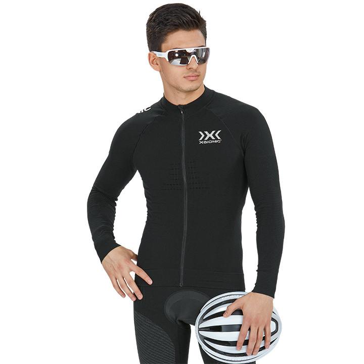 X-BIONIC Shirt met lange mouwen Race Evo fietsshirt met lange mouwen, voor heren