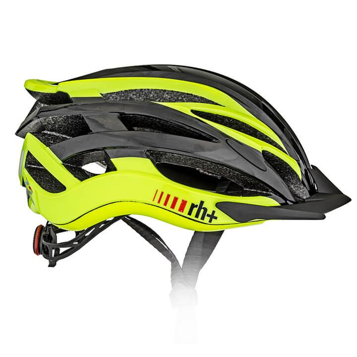 rh+ RaceZ 2in1 fietshelm, Unisex (dames / heren), Maat M, Fietshelm, Fietsaccess