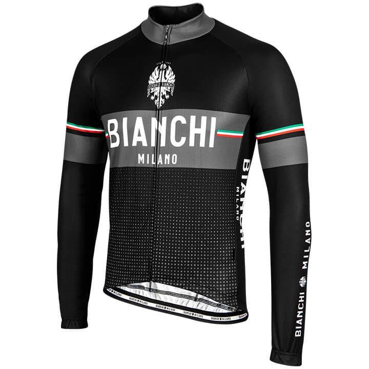 BIANCHI MILANO Shirt met lange mouwen Sillaro fietsshirt met lange mouwen, voor