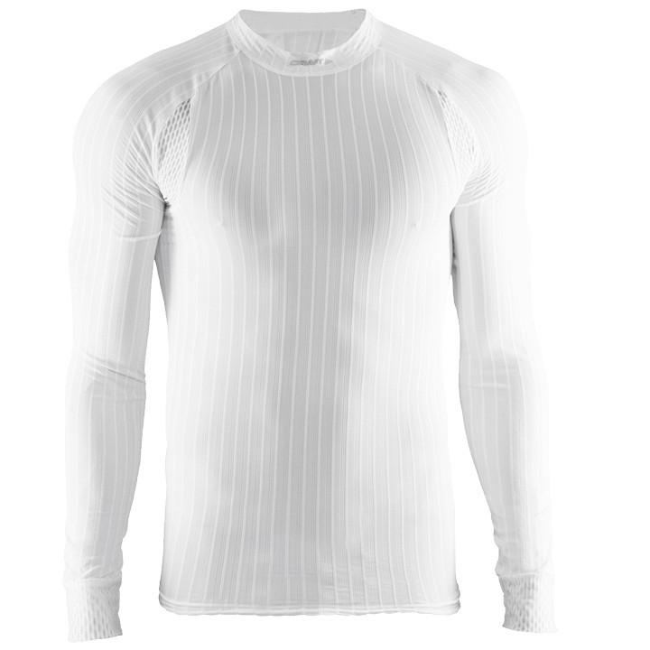 CRAFT fietsmet lange mouwen Active Extreme 2.0 wit onderhemd, voor heren, Maat X