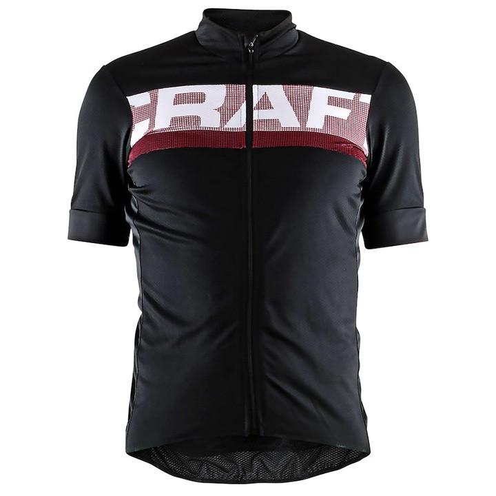 CRAFT Shirt met korte mouwen Reel fietsshirt met korte mouwen, voor heren, Maat