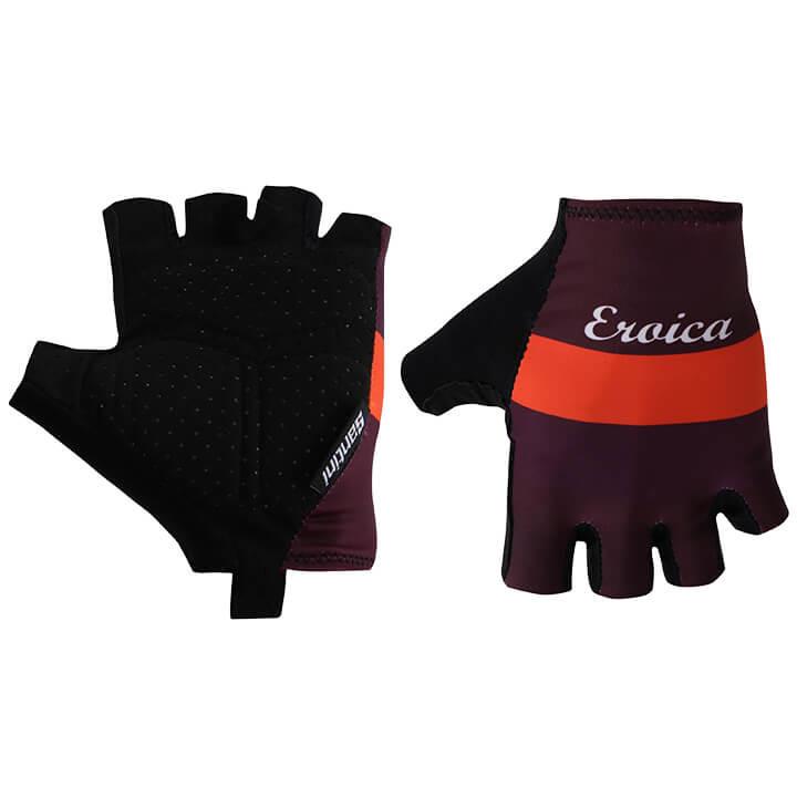 SANTINI Handschoenen Eroica Terra handschoenen, voor heren, Maat S,